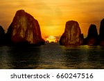Halong Bay With Sunrise  ...