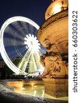 Budapest Eye Ferris Wheel In...