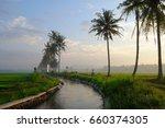Beautiful Village Atmosphere