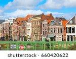 leiden  netherlands   april 7 ... | Shutterstock . vector #660420622