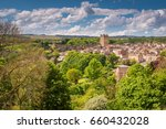 Richmond Town And Castle   The...