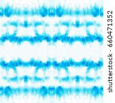 vector tie dye seamless pattern.... | Shutterstock .eps vector #660471352