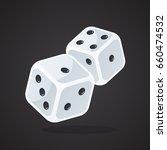vector illustration in flat... | Shutterstock .eps vector #660474532