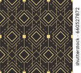vector modern tiles pattern.... | Shutterstock .eps vector #660527872
