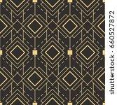 vector modern tiles pattern.... | Shutterstock .eps vector #660527872