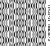 wavy lines seamless abstract... | Shutterstock . vector #660554356