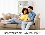 relations  love and people... | Shutterstock . vector #660604498