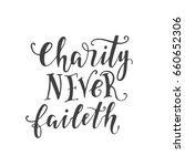 vector handwritten banner... | Shutterstock .eps vector #660652306
