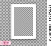 poster frame design template... | Shutterstock .eps vector #660692116