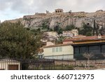 athens  greece   january 20... | Shutterstock . vector #660712975