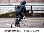 a man in a hat and with a...   Shutterstock . vector #660736696