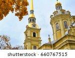 Saint Petersburg  Russia. Pete...