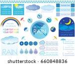 a set of various vector... | Shutterstock .eps vector #660848836