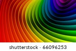 3d Colorful Background
