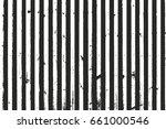distressed overlay wooden... | Shutterstock .eps vector #661000546