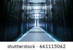 shot of a working data center...   Shutterstock . vector #661115062