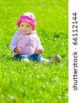 sweet baby girl | Shutterstock . vector #66112144