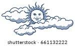 vector graphic illustration of... | Shutterstock .eps vector #661132222