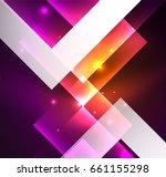 dark background design with... | Shutterstock .eps vector #661155298