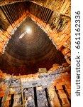 traditional brick oven  brick... | Shutterstock . vector #661162336