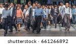 tokyo  japan   june 15th 2017.... | Shutterstock . vector #661266892
