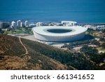 cape town stadium  also known... | Shutterstock . vector #661341652