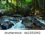tropical forest | Shutterstock . vector #661351042