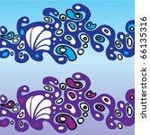 sea waves | Shutterstock .eps vector #66135316