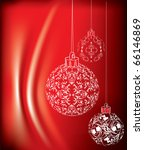christmas background | Shutterstock .eps vector #66146869