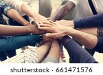 startup business people... | Shutterstock . vector #661471576
