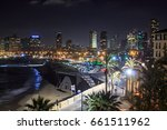tel aviv  israel   may 11 2017  ... | Shutterstock . vector #661511962