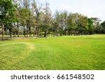 parks   garden | Shutterstock . vector #661548502
