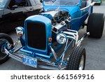 toronto   august  hot rod... | Shutterstock . vector #661569916