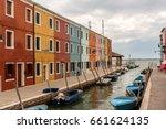 burano | Shutterstock . vector #661624135