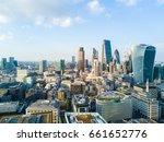 beautiful london business... | Shutterstock . vector #661652776