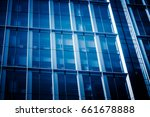 detail glass building... | Shutterstock . vector #661678888