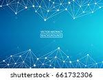 geometric vector. concept of...   Shutterstock .eps vector #661732306