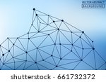 geometric vector. concept of...   Shutterstock .eps vector #661732372