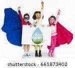 save water natural nurture... | Shutterstock . vector #661873402