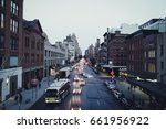 car in new york city  | Shutterstock . vector #661956922