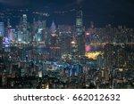 night city close up texture   Shutterstock . vector #662012632