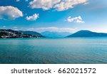 adriatic sea view near herceg... | Shutterstock . vector #662021572