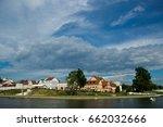 city minsk  belarus | Shutterstock . vector #662032666