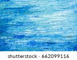 texture of old wood painted in...   Shutterstock . vector #662099116