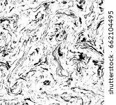 monochrome marble seamless...   Shutterstock .eps vector #662104495