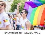 vienna  austria   june 17  2017 ...   Shutterstock . vector #662107912