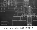 engineering backgrounds.... | Shutterstock .eps vector #662109718