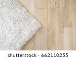 laminate parquete floor. light... | Shutterstock . vector #662110255