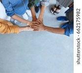 friendship  partnership ... | Shutterstock . vector #662175982