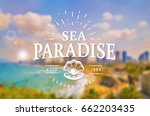 Sea Paradise Hotel Logo With...